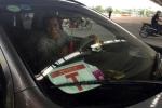 CSGT Hà Nội tiếp tục truy quét ô tô gắn 'bùa hộ mệnh' Bộ Công an