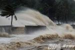 Siêu bão số 7 Sarika áp sát Quảng Ninh - Hải Phòng