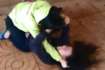 Nữ sinh thách thức trên facebook kéo ra hoa viên đánh nhau