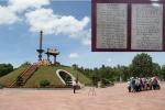 Bức thư kỳ lạ báo trước ngày hy sinh và nơi chôn cất của người lính Thành cổ