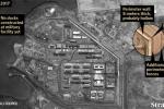 Hình ảnh căn cứ quân sự ở nước ngoài đầu tiên của Trung Quốc từ vệ tinh