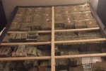 Bất ngờ phát hiện 66.000 tỷ đồng dưới nệm trong một căn hộ