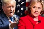 Bà Hillary hơn ông Trump 1,5 triệu phiếu phổ thông