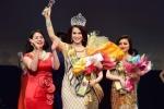 Ngỡ ngàng nhan sắc đẹp nao lòng của Á Hậu 1- Hoa hậu Doanh nhân Châu Á Trần Ngọc Lan