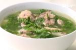 Cách làm canh cá thát lát nấu cải xanh mát lành, bổ dưỡng