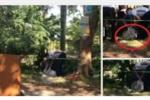 Người đàn ông chết gục bên đường nghi do nắng nóng ở Hà Nội