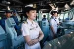 Chuyện đời nữ hạm trưởng tàu chiến đầu tiên của Nhật Bản