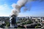 Cháy tháp 27 tầng London: Bà mẹ trẻ tuyệt vọng livestream Facebook cầu cứu