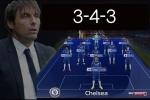 Antonio Conte đã làm gì để 'cải tạo' Chelsea?