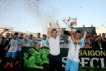 Giải hạng Nhất Phủi Hà Nội 2017: Nguyễn Trãi, Gia Việt lên chơi Ngoại hạng