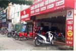 Nổ súng ở tiệm sửa xe trên phố Hà Nội: Đã bắt được nghi phạm