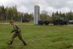 Xem lực lượng phòng không Nga tập trận với tên lửa tối tân ở Matxcơva