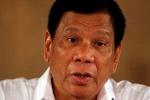 Tổng thống Philippines Duterte tiếp tục có tuyên bố gây chấn động