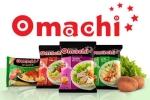 Mì gói khoai tây Omachi nhãn hàng truyền cảm hứng cho cuộc sống '10 phân vẹn 10'