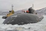 Lớp tàu ngầm khổng lồ của Nga sinh ra chỉ để diệt tàu sân bay Mỹ