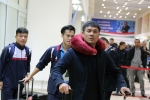 Đội tuyển Việt Nam kết thúc chuyến bay 'hành xác', chuẩn bị đấu Afghanistan