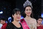 Mẹ Đỗ Mỹ Linh tiết lộ chi phí đầu tư cho con gái đi thi Hoa hậu Việt Nam 2016