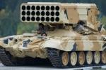 Video: Pháo phản lực đa nòng TOS-1, 'độc cô cầu bại' của quân đội Nga