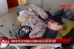 Hành hạ cụ già liệt giường 96 tuổi, giúp việc bị tù 10 tháng