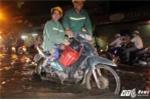 Triều cường dâng cao, Sài Gòn có nguy cơ ngập nặng