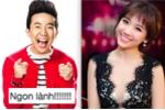 Hari Won diện sexy không nội y, Trấn Thành khen 'ngon'