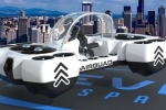 Cận cảnh mẫu xe bay cá nhân dùng điện có thể đi 80km/h