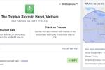 Sau bão Thần Sấm, Facebook bật tính năng an toàn ở miền Bắc