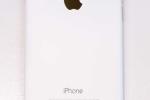 Sau iPhone đen nhám, xuất hiện iPhone trắng nhám