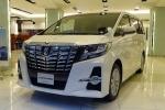 Toyota Alphard chuẩn bị ra mắt tại Việt Nam, giá có thể lên tới 4 tỷ đồng