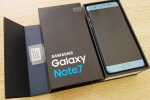 Dân buôn bán tháo Samsung Galaxy Note 7 xách tay