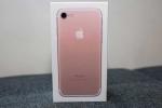 Soi iPhone 7 đầu tiên về Việt Nam