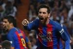 Clip: Messi vượt qua 2 hậu vệ Real, ghi bàn đẳng cấp