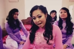Phát sốt clip đám cưới cô dâu Việt ở Canada