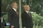 Xem lễ đón cấp cao nhất Chủ tịch Cuba Raul Castro