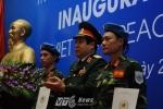 Phó Thủ tướng Vũ Đức Đam: 'Mũ tai bèo giờ là mũ nồi xanh Liên Hợp Quốc'