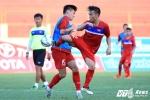 Video: U20 Việt Nam thắng đậm đàn em U19 tuyển chọn Việt Nam