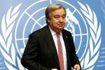 Tân Tổng Thư ký Liên Hợp Quốc Antonio Guterres cho rằng, Nga và Mỹ cần sớm xích lại gần nhau. Ảnh: AP