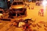 'Xe điên' tông liên hoàn trên phố, 4 người trọng thương