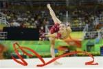 Phát sốt với 'búp bê' thể dục dụng cụ Hàn Quốc đẹp như thiên thần