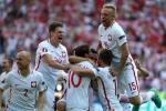 Trực tiếp vòng 1/8 Euro 2016: Thụy Sĩ vs Ba Lan