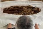 Hé lộ bí mật về xác ướp lâu đời nhất thế giới