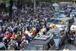 Chuyên gia giao thông: 'Bắt buộc phải hạn chế phương tiện cá nhân ở Hà Nội'