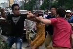 Video: Những vụ người nước ngoài bị đánh dã man sau va chạm giao thông ở Việt Nam