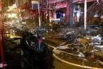 Bên trong hiện trường vụ hỏa hoạn khiến 13 người thiệt mạng ở quán karaoke