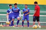 AFF Cup 2016: Tuyển Việt Nam rộn ràng tập trở lại