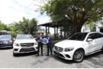 Mercedes-Benz GLC gia nhập đội xe chuyên chở cao cấp của InterContinental Đà Nẵng