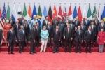 Bức ảnh lột tả kết quả không như kỳ vọng của G20 2016