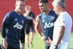 Rooney thừa nhận áp lực khủng khiếp tại Man United