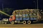 Chở quá tải xin xỏ không được, tài xế xe tải dọa tông chết thanh tra