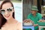 Lã Thanh Huyền nuột nà với bikini, Xuân Bắc đi bán mận